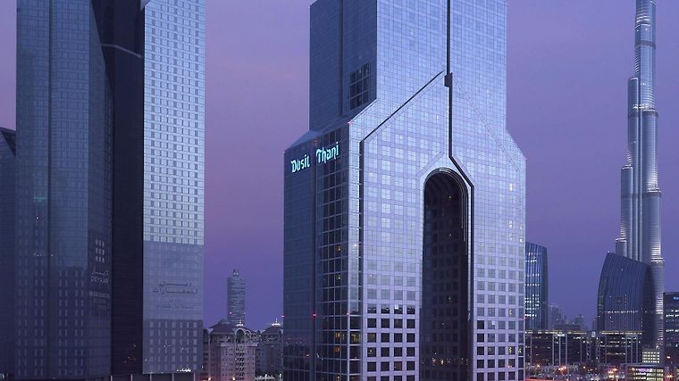 Dusit Thani Dubai photos Exterior