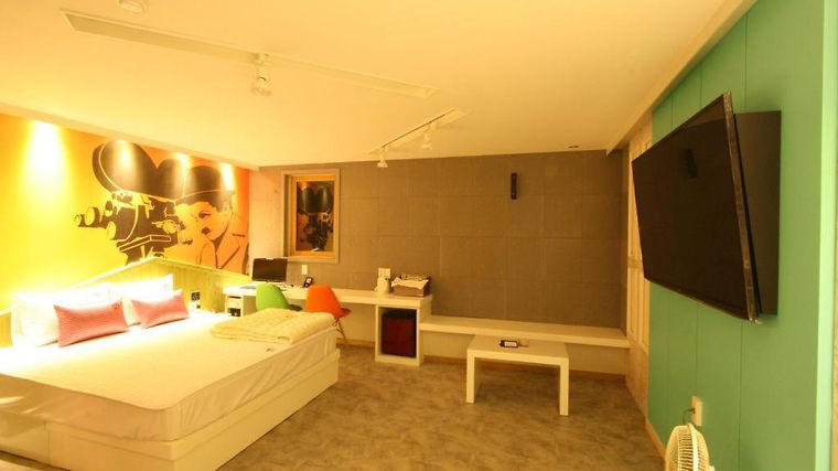 On Motel Haeundae Room