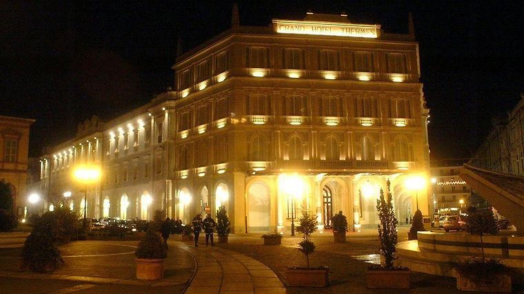 Grand Hotel Nuove Terme Exterior