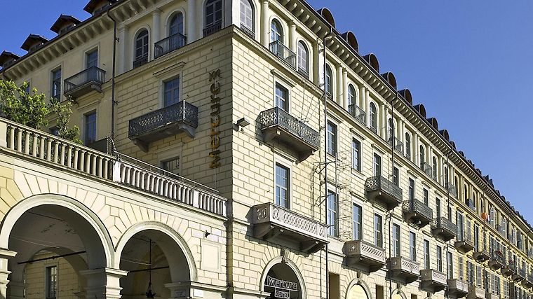 Mercure Torino Crystal Palace photos Exterior