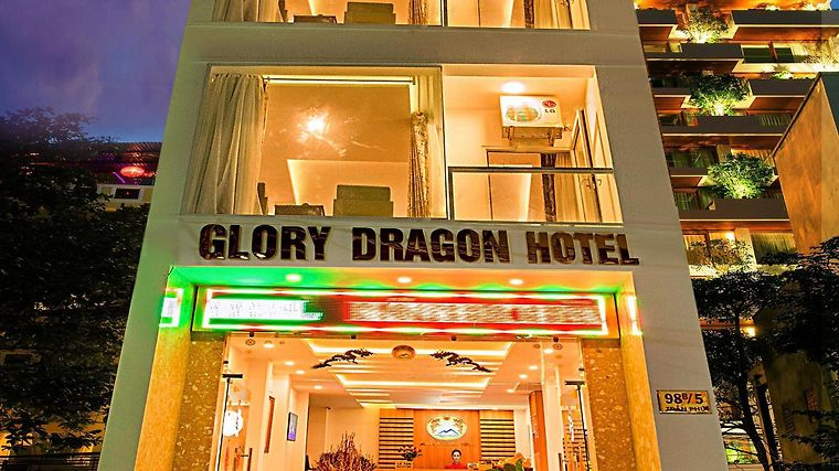 Glory Dragon Hotel Exterior