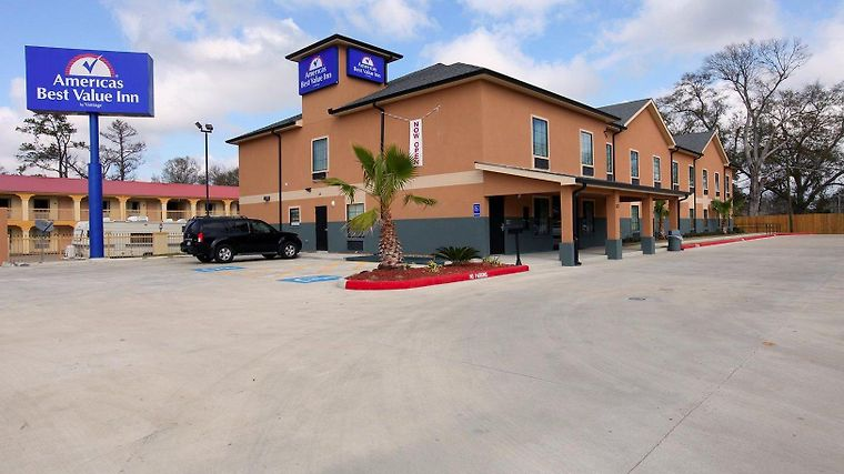Americas Best Value Inn Sulphur Exterior