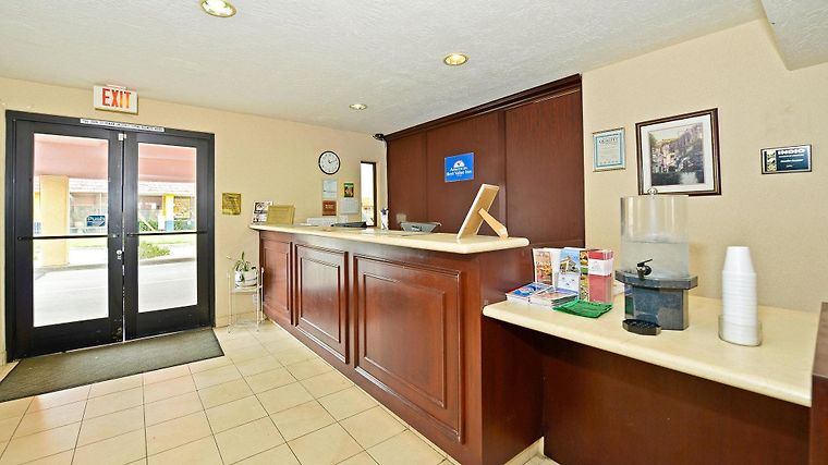 Americas Best Value Inn Interior