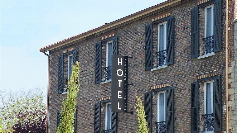 Hotel Les Terres Blanches Exterior
