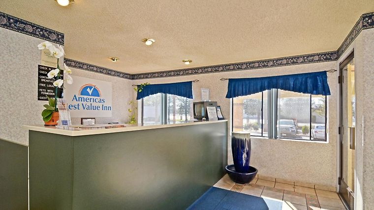 Americas Best Value Inn - Stockton East/Hwy 99 Interior