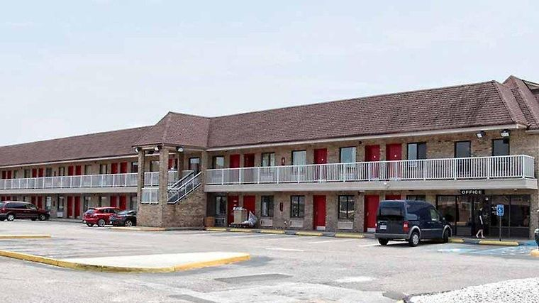 Days Inn Chesapeake/Virginia Beach Norfolk Exterior