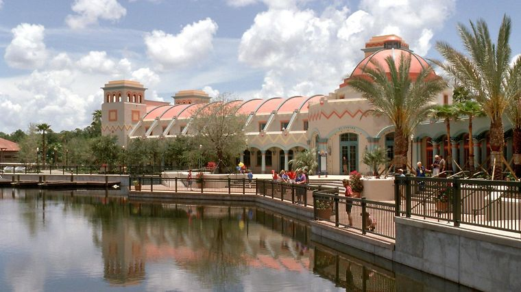 Disney'S Coronado Springs Resort Exterior