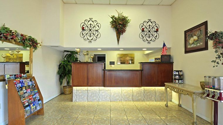 Americas Best Value Inn Bossier City Shreveport Exterior