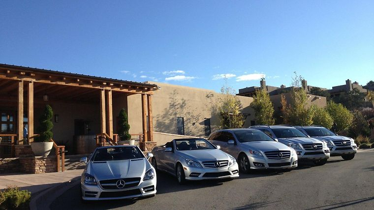 Four Seasons Resort Rancho Encantado Santa Fe Exterior