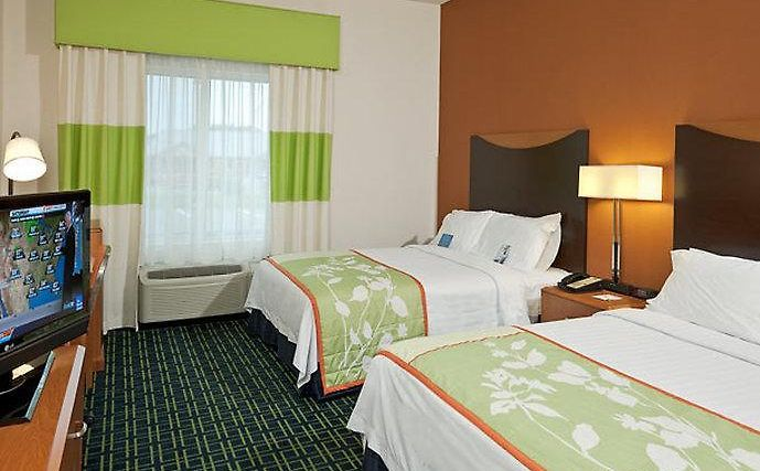 Fairfield Inn & Suites Augusta photos Room