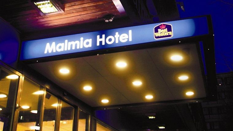 Best Western Malmia Hotel Exterior