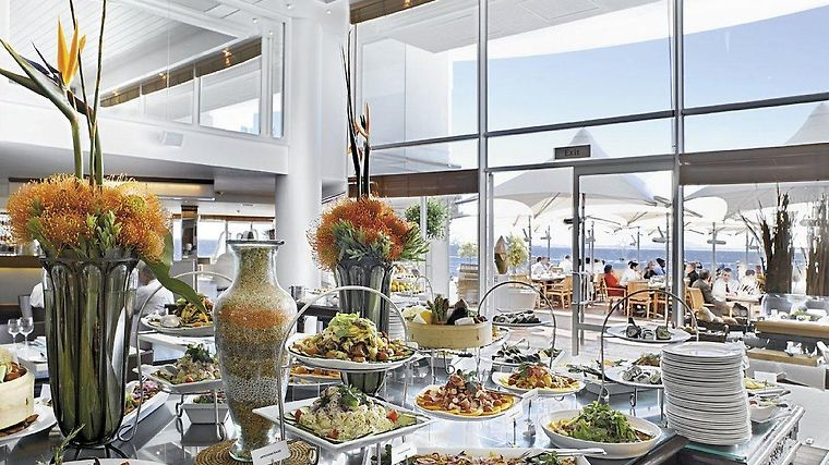 Radisson Blu Hotel Waterfront Restaurant