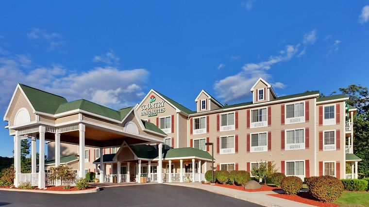 Country Inn & Suites By Carlson, Lake George, Ny Exterior