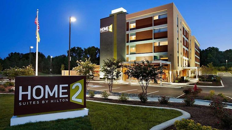 Home2 Suites By Hilton Nashville-Airport, Tn Exterior