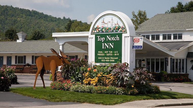 Top Notch Inn Exterior