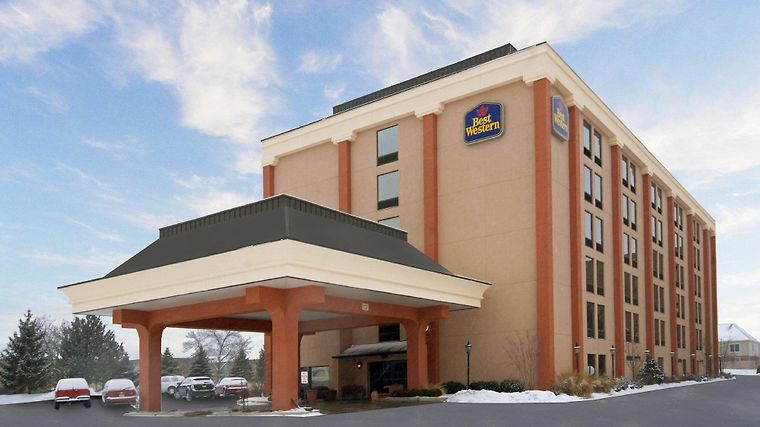 Hotel best western chicagoland countryside il 2 usa for Best countryside hotels