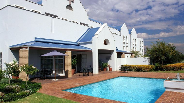 Town Lodge Nelspruit Exterior