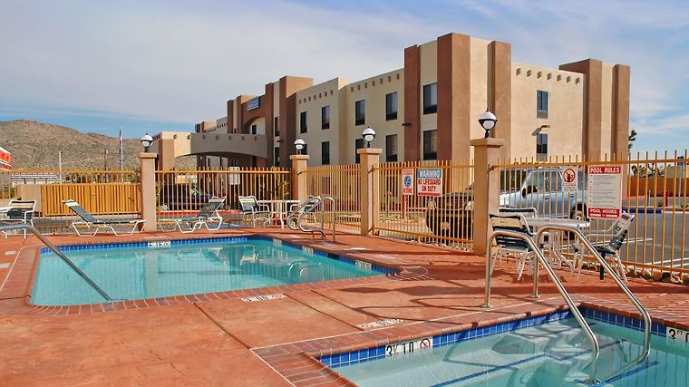 Best Western Joshua Tree Hotel & Suites photos Exterior
