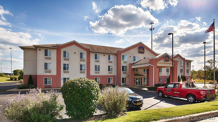 Best Western Penn-Ohio Inn & Suites Exterior