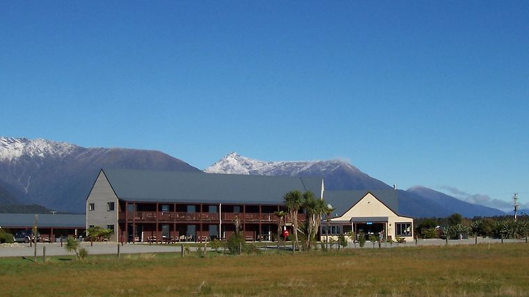 Haast River Top 10 Holiday Park Exterior