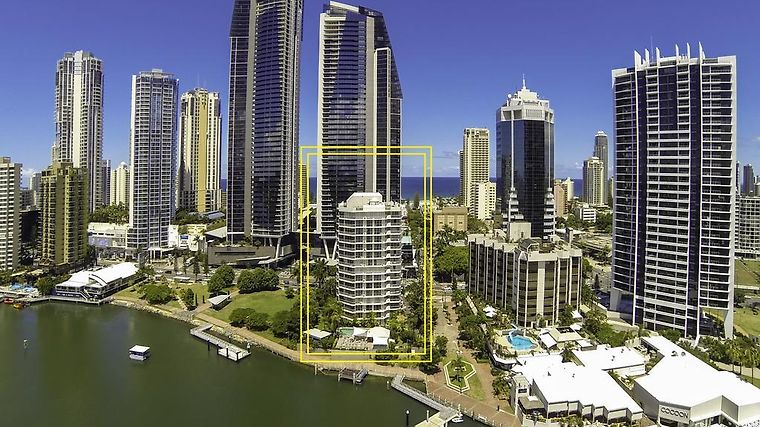 The Moorings On Cavill Surfers Paradise Apartments Exterior Hotel information