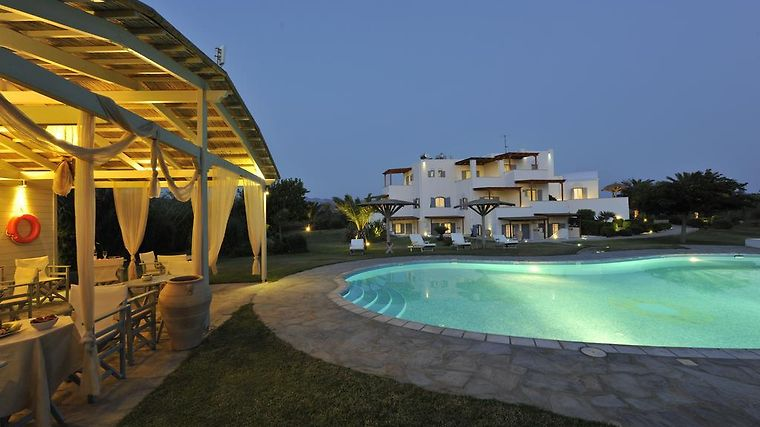 Ammos Naxos Exclusive Apartment & Studios Exterior Hotel information