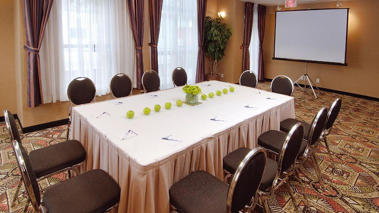 Best Western Plus Vancouver Downtown Business