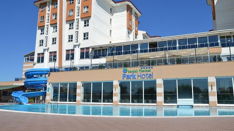 Sandikli Thermal Park Hotel photos Exterior Hotel information