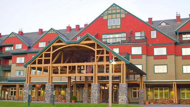 Mt Snow Grand Summit Resort Exterior Grand Summit Hotel