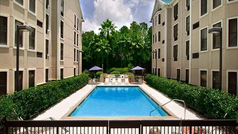 Hampton Inn & Suites Tampa-North Facilities