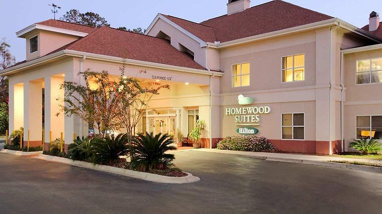 Homewood Suites By Hilton Tallahassee Exterior