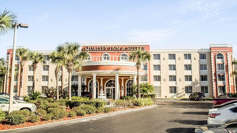 Quality Inn & Suites Universal Studios Area photos Exterior
