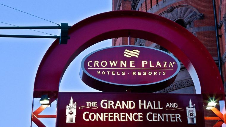 Crowne Plaza Hotel Indianapolis-Dwtn-Union Stn photos Exterior