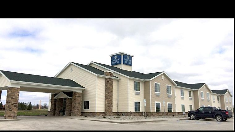 Cobblestone Hotel And Suites Of Crookston Mn Exterior Cobblestone Hotel and Suites Crookston
