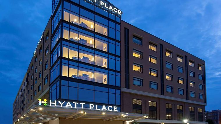 Hyatt Place Bloomington Indiana Exterior Exterior