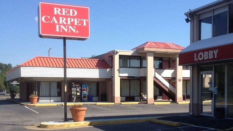 Red Carpet Inn Airport West Ga Exterior RVAAL EXTERIOR