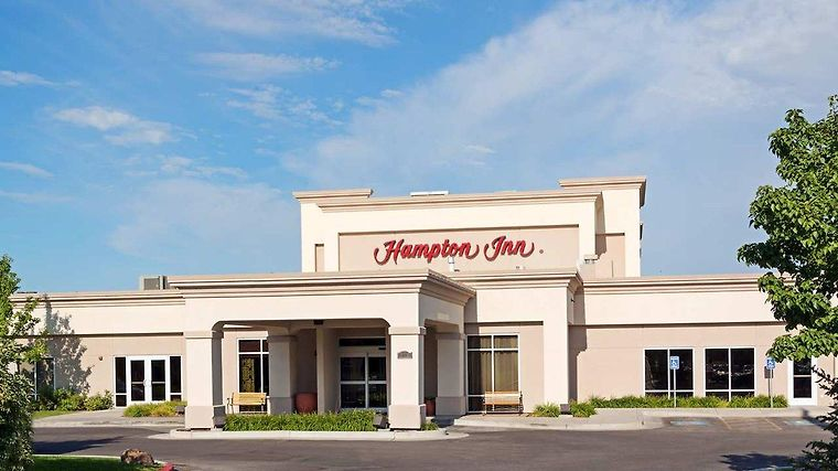 Hampton Inn Logan Exterior