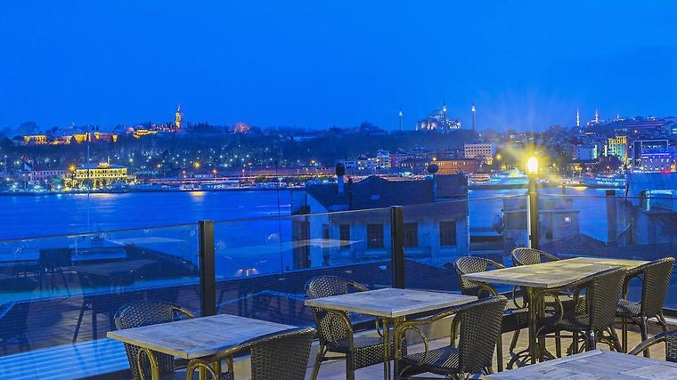 Galata Palace Exterior Hotel information
