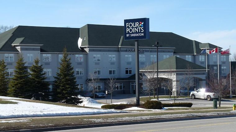Days Inn Barrie photos Exterior Four Points by Sheraton Barrie