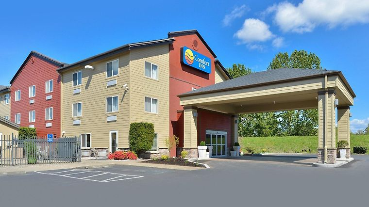 Comfort Inn Columbia Gorge Gateway Exterior