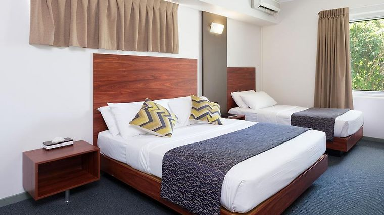Brisbane International Rocklea Exterior Hotel information