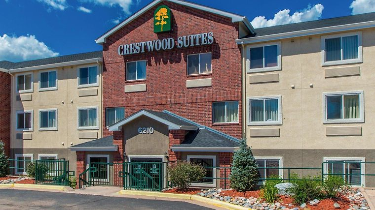 Crestwood Suites Of Colorado Springs Exterior
