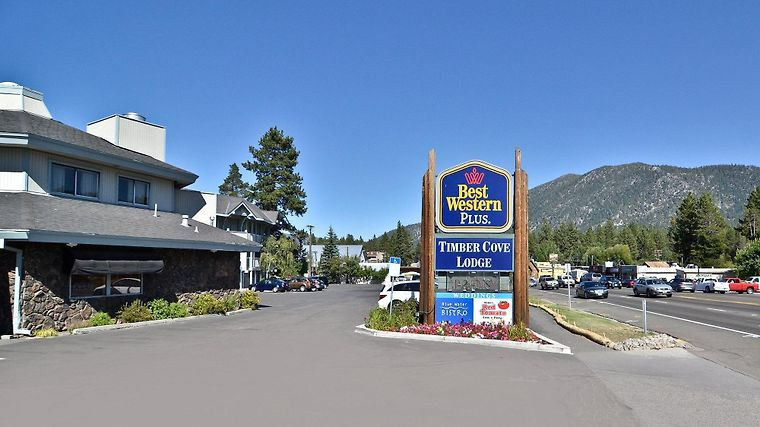 Best Western Plus Timber Cove Lodge Exterior
