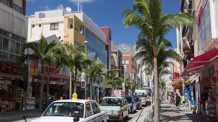 Red Planet Naha Exterior Hotel information