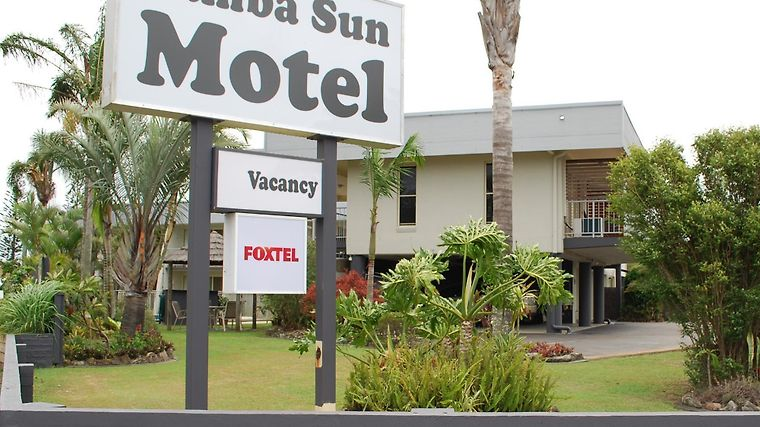 Yamba Sun Motel photos Exterior