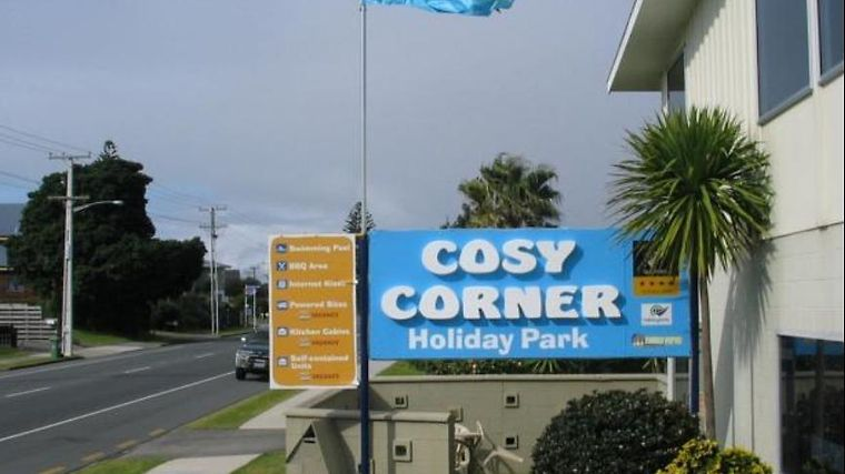 Cosy Corner Holiday Park Exterior