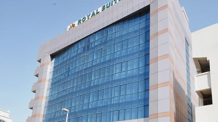 Royal Suite Apartments Exterior