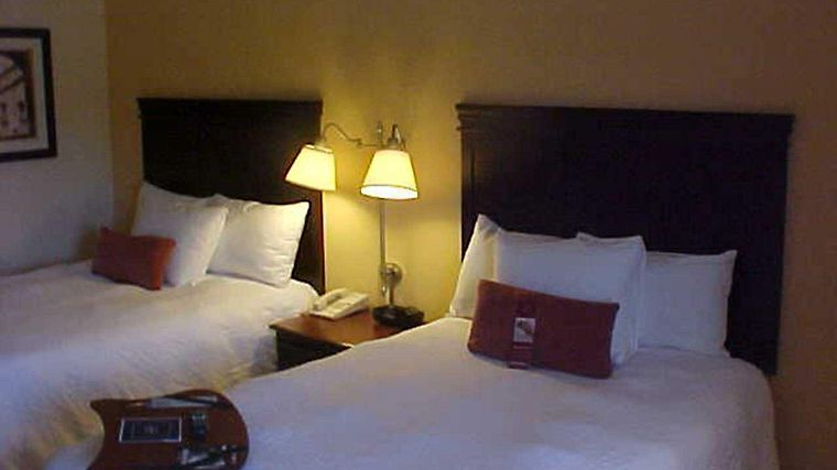 Hampton Inn Greenville Room