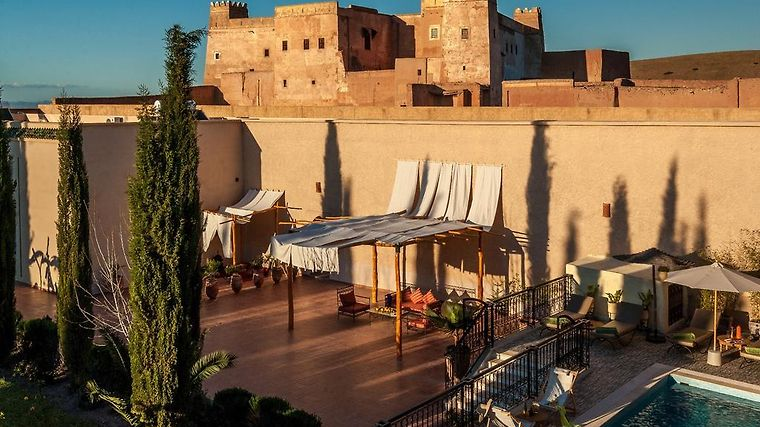 Riad Sougtani Exterior Hotel information