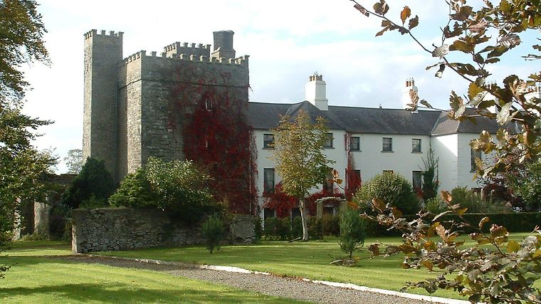 Barberstown Castle Historic Hotels Worldwide Exterior